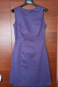 Sukienka fioletowa Camaieu 34 XS...