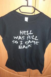 Koszulka tshirt nadruk Gildan...