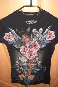 Tshirt koszulka rockowa rock nadruk...