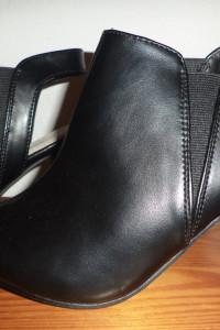 Nowe Sandały sandałki wycoki obcas