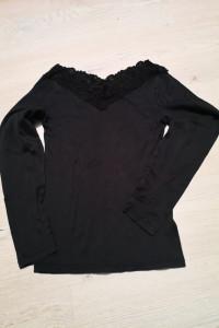 Koszulka damska premium Woolen Lace Shirt Hanro XS...