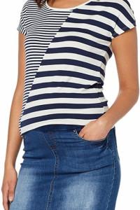 MAMA LICIOUS jeansowa spódnica ciążowa roz M...
