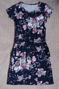 Śliczna sukienka na wiosne i lato
