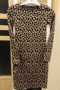 Sukienka w panterke xxs...