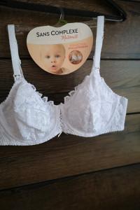 Biustonosz do karmienia Arum Baby Sans Complexe 80C