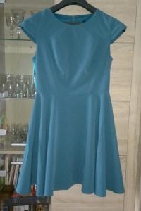 pretty girl Niebieska sukienka 40