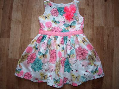 Sukienki i spódniczki Sukienka letnia rozm 92