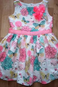Sukienka letnia rozm 92