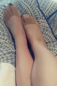 Stóp stopki balerinki skarpetki koronkowe stopki