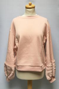 Bluza Różowa Futerko Tom&Rose L 40 Dresowa...