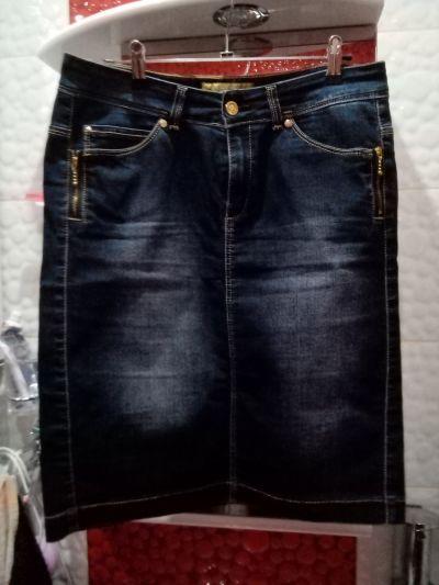 Spódnice Spódnica dżinsowa
