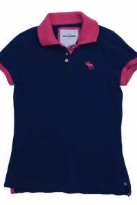Abercrombie koszulka Polo dla dziewczynki 140 146cm