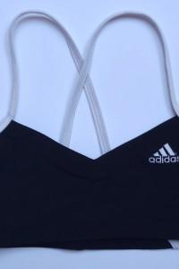 Adidas top dziecięcy sportowy do ćwiczeń 128cm