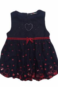 MISS Image Sukienka dziecięca wełniana 74cm