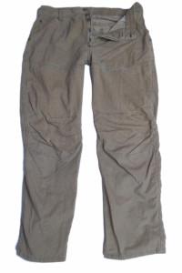 G STAR męskie spodnie sztrukcowe beżowe 36 32...