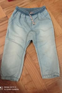 Spodnie jeansy H&M