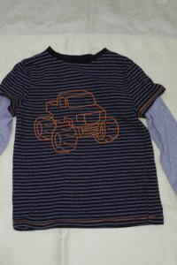 Bluzeczka F&F bawełniana 104 110