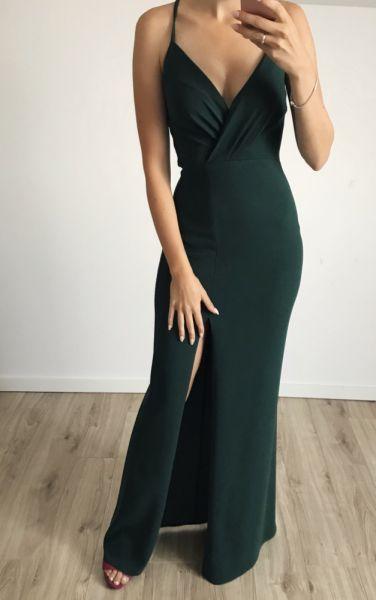 Suknie i sukienki Długa elegancka suknia 36