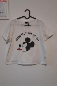 Bluzka z Mickey Mouse...