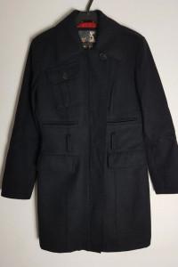 Płaszcz wełniany jesienno zimowy Frieda&Freddies New York...