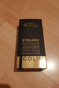 Long4lashes gold serum do rzęs