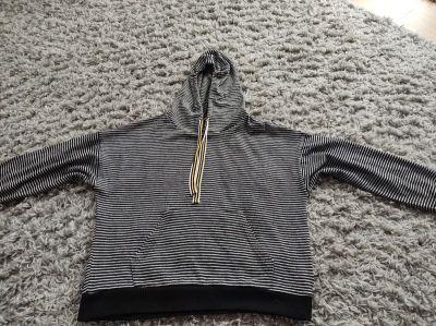 Bluzy Bluza sweterkowa z kapturem