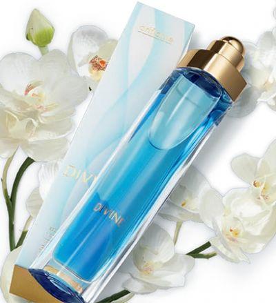 Perfumy Woda toaletowa Divine 50ml nowa perfumy oriflame