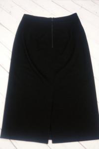Spódnica damska ołówkowa czarna Mohito midi...
