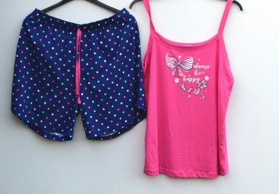 Piżamy Piżama spodenki i top