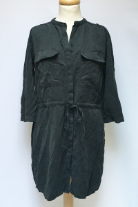 Sukienka Czarna Militarna Mango Casual M 38...