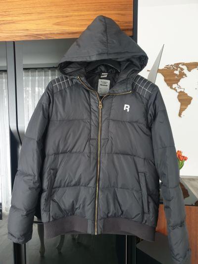 Odzież wierzchnia Męska zimowa kurtka marki Reebok rozmiar L