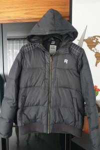 Męska zimowa kurtka marki Reebok rozmiar L