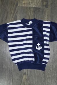 Bluzka styl marynarski 86