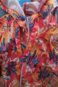 Płaszczyk kurtka Sinsay kolorowa