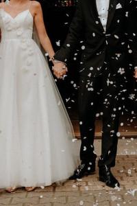 Dopinka do sukni ślubnej tiul dodatkowa spódnica idealna do ryb...