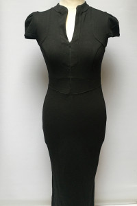 Sukienka NOWA Czarna Asos Ołówkowa M 38 Wizytowa...