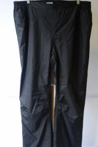 Spodnie Narciarskie Stormberg 3XL Czarne Snowboard...