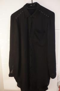 Koszula czarna sinsay XS...