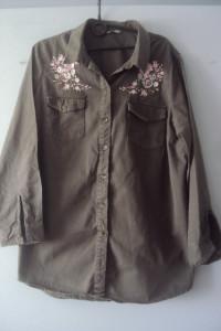 koszula khaki