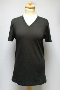 Bluzka Koszulka DKNY Czarna T Shirt S Bawełna Men