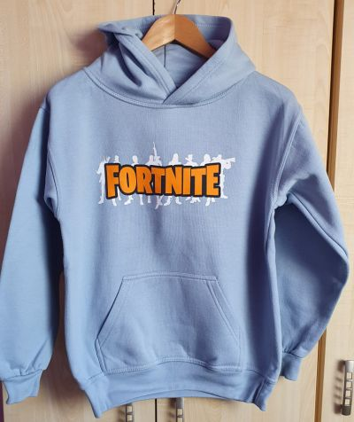 Bluzy Bluza chłopięca Fortnite Deluxe Kids Hood 12 13 lat