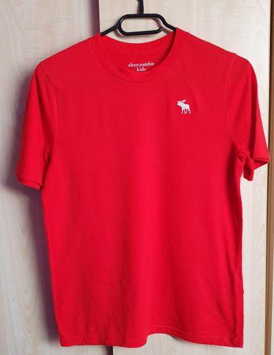 Koszulki, podkoszulki Koszulka chłopięca Abercrombie 150