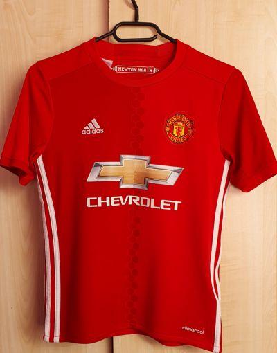 Koszulki, podkoszulki Koszulka chłopięca adidas Manchester 152