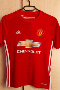 Koszulka chłopięca adidas Manchester 152