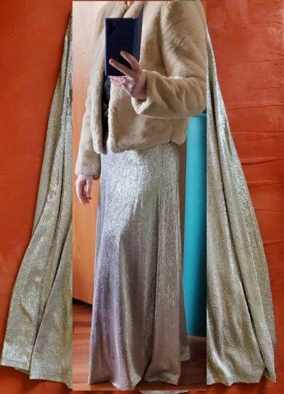 Spódnice Długa spódnica Massimo Dutti