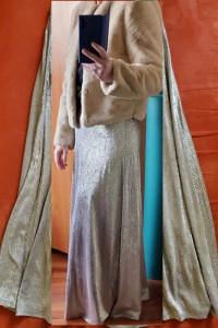 Długa spódnica Massimo Dutti
