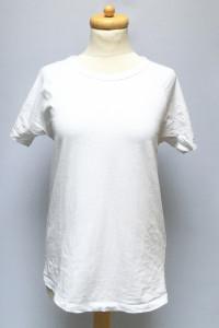 Bluzka Biała Krótki Rękaw Asos L 40 Biel Koszulka T Shirt...