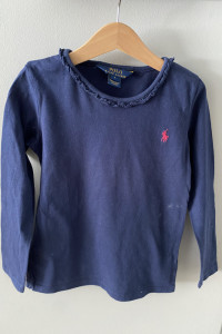 Bluzka Polo Ralph Lauren 5T