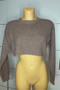 Crop top sweter...