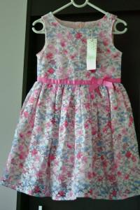 sukienka Primark premium 3 4 lata r 104...